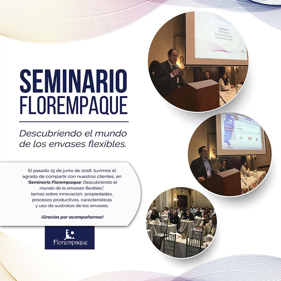 Seminario Florempaque