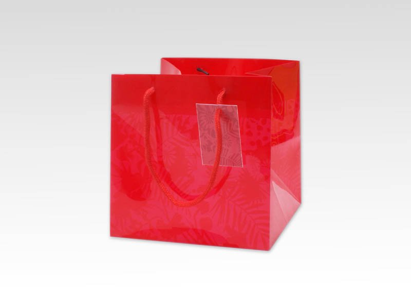Red Jungle Bag