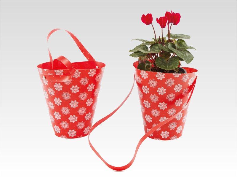 Plantcarrier Fantasia Rojo